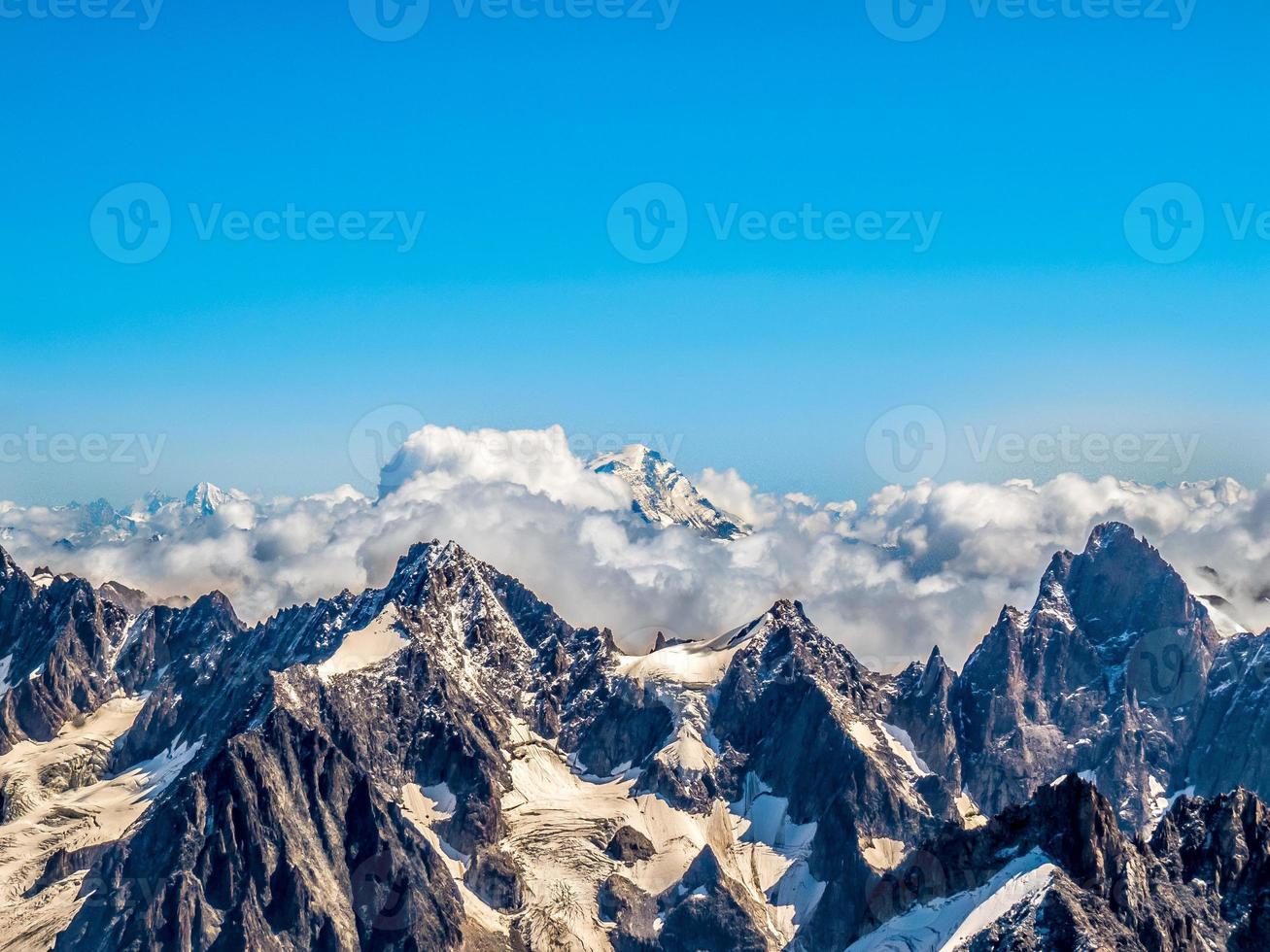 Monte Branco foto