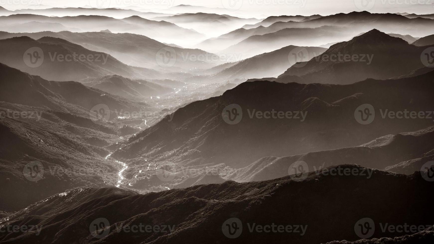 parque nacional de sequóia foto