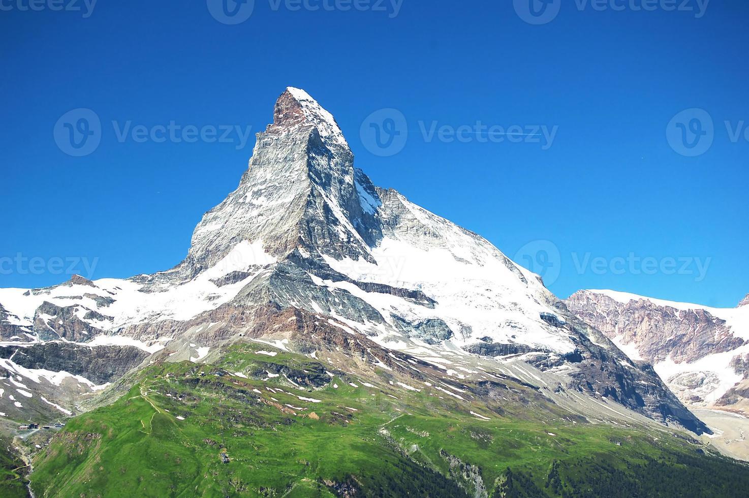 Matterhorn, Suíça foto