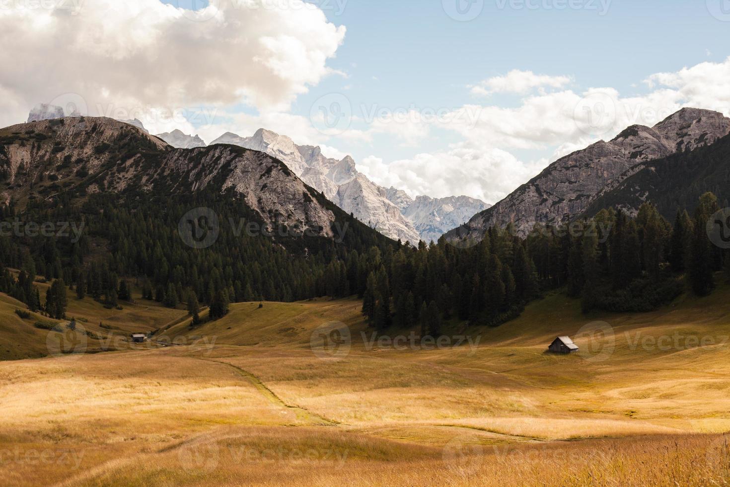 montanhas - alto adige foto