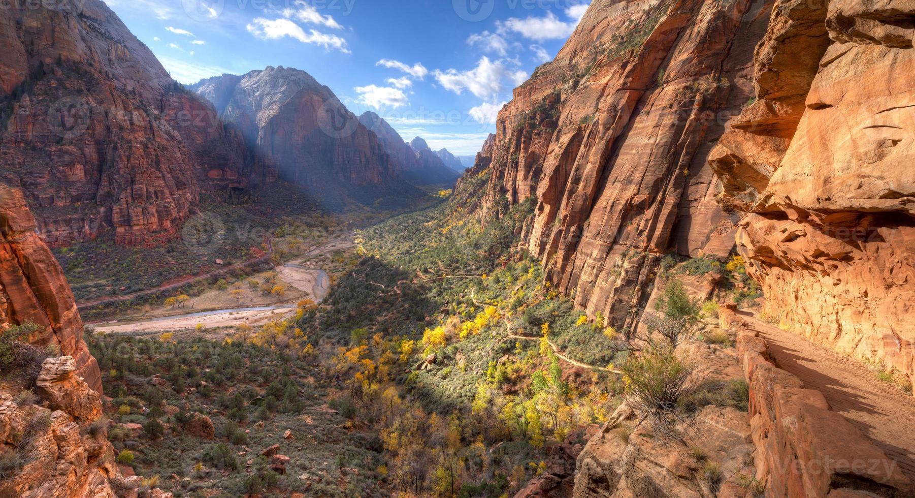 Sião Canyon foto