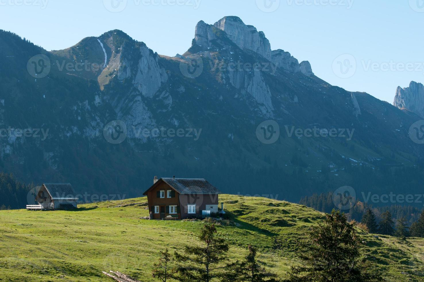 appenzell alps foto