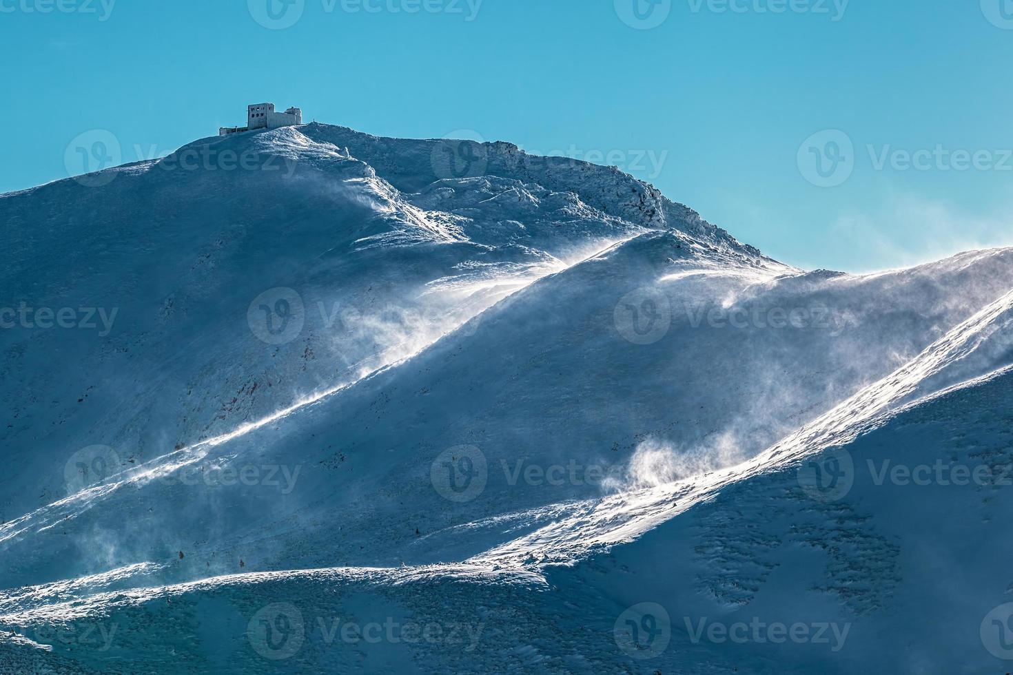 pico de pop ivan em chornohora foto