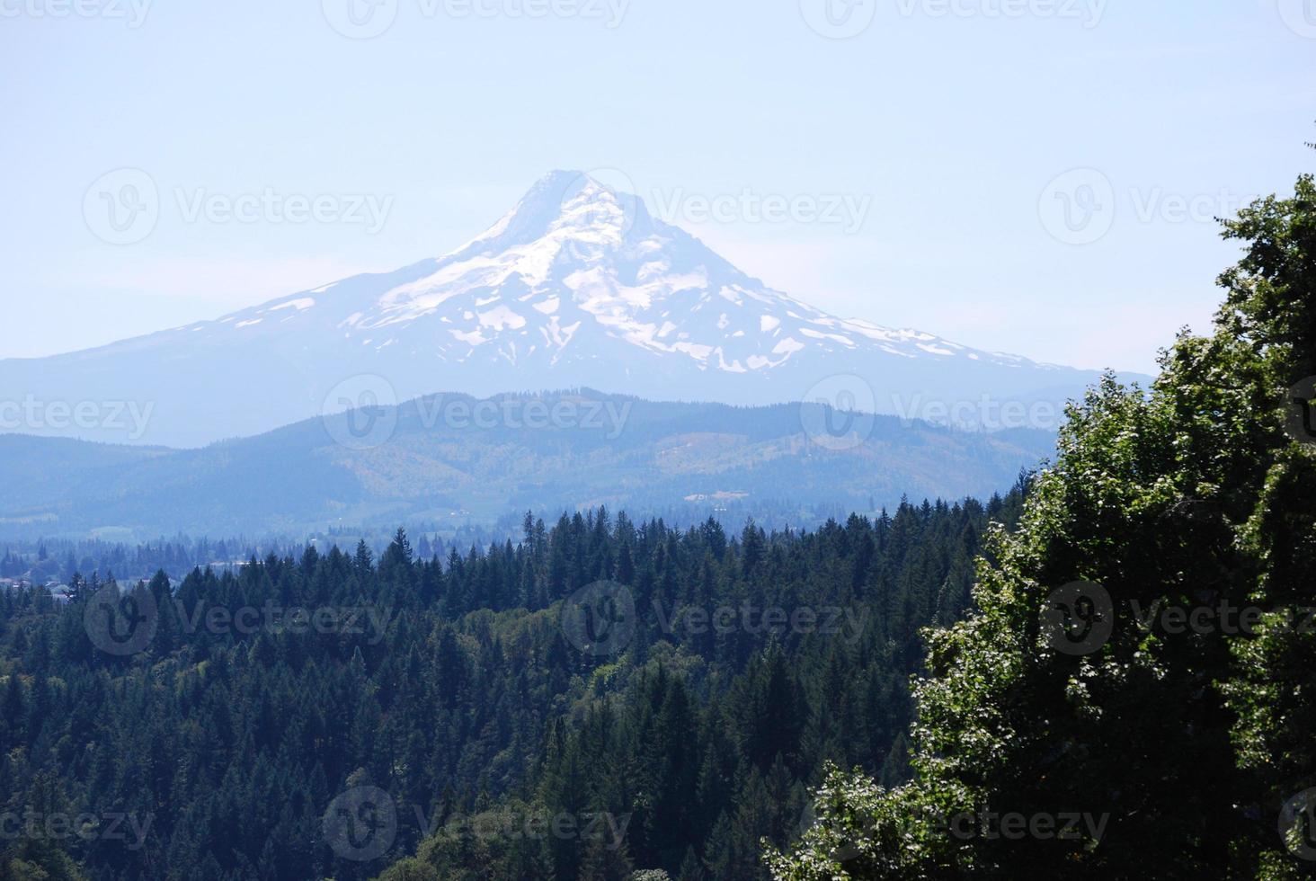 graciosa montanha st. Helens foto