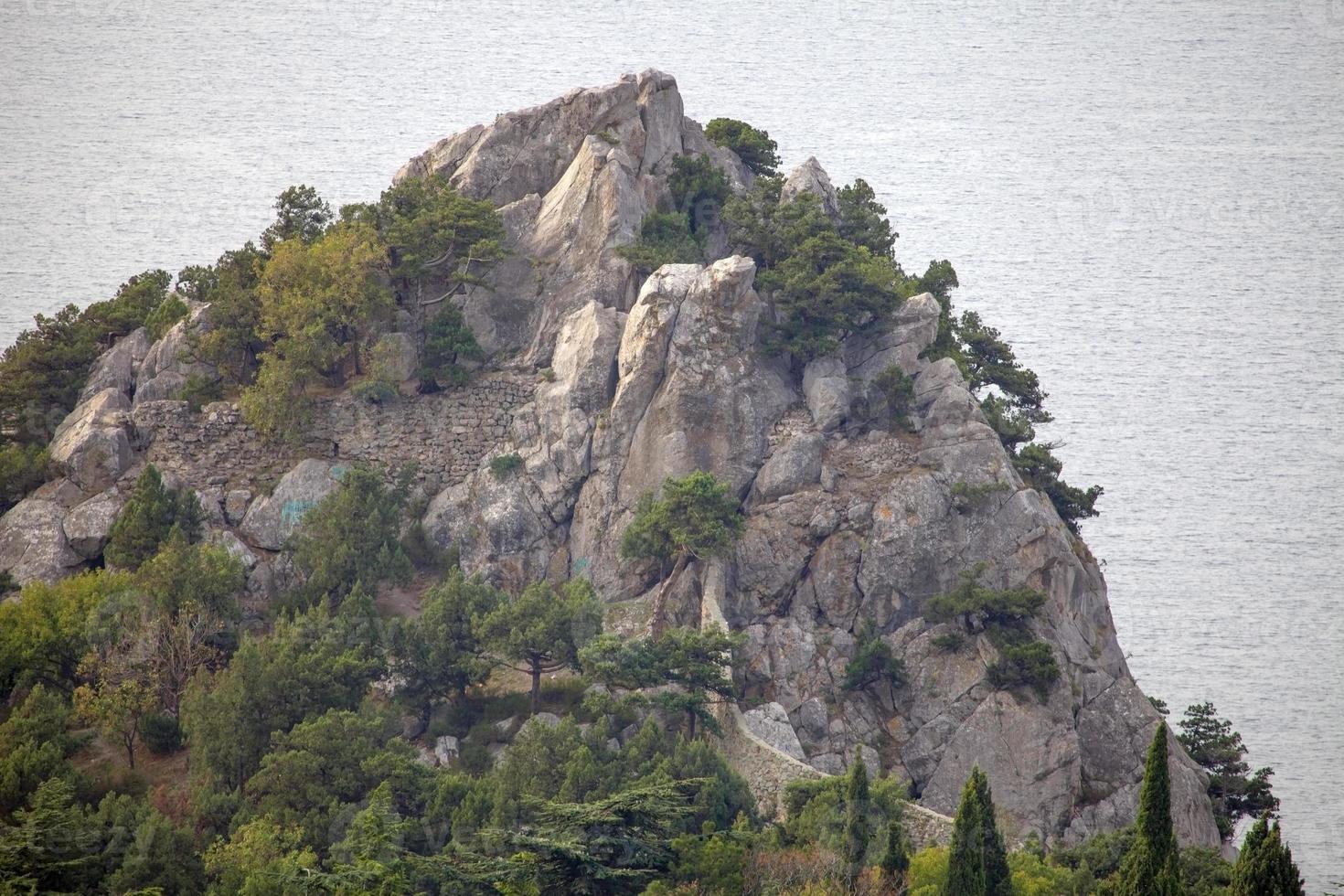 costa da criméia. foto