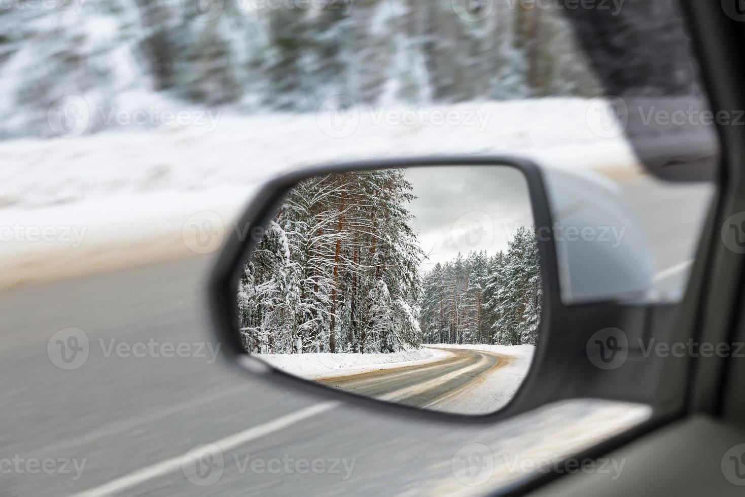 espelho retrovisor lateral foto