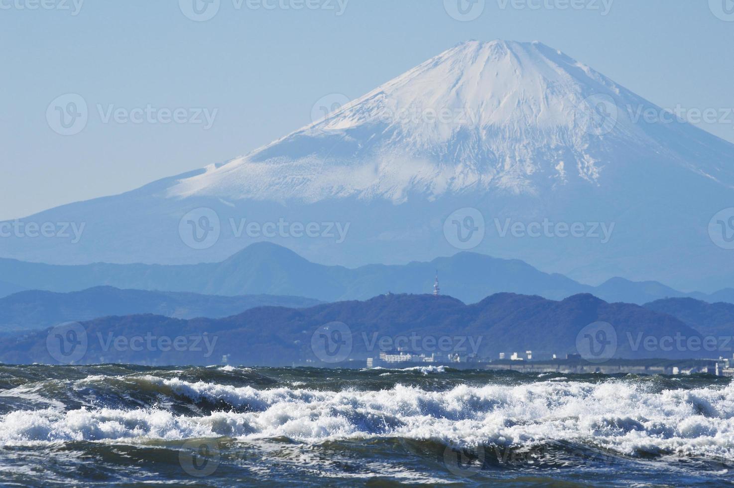 mt.fuji-magnífico foto
