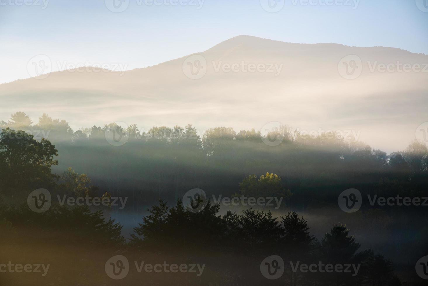 parque nacional de great smoky mountains foto