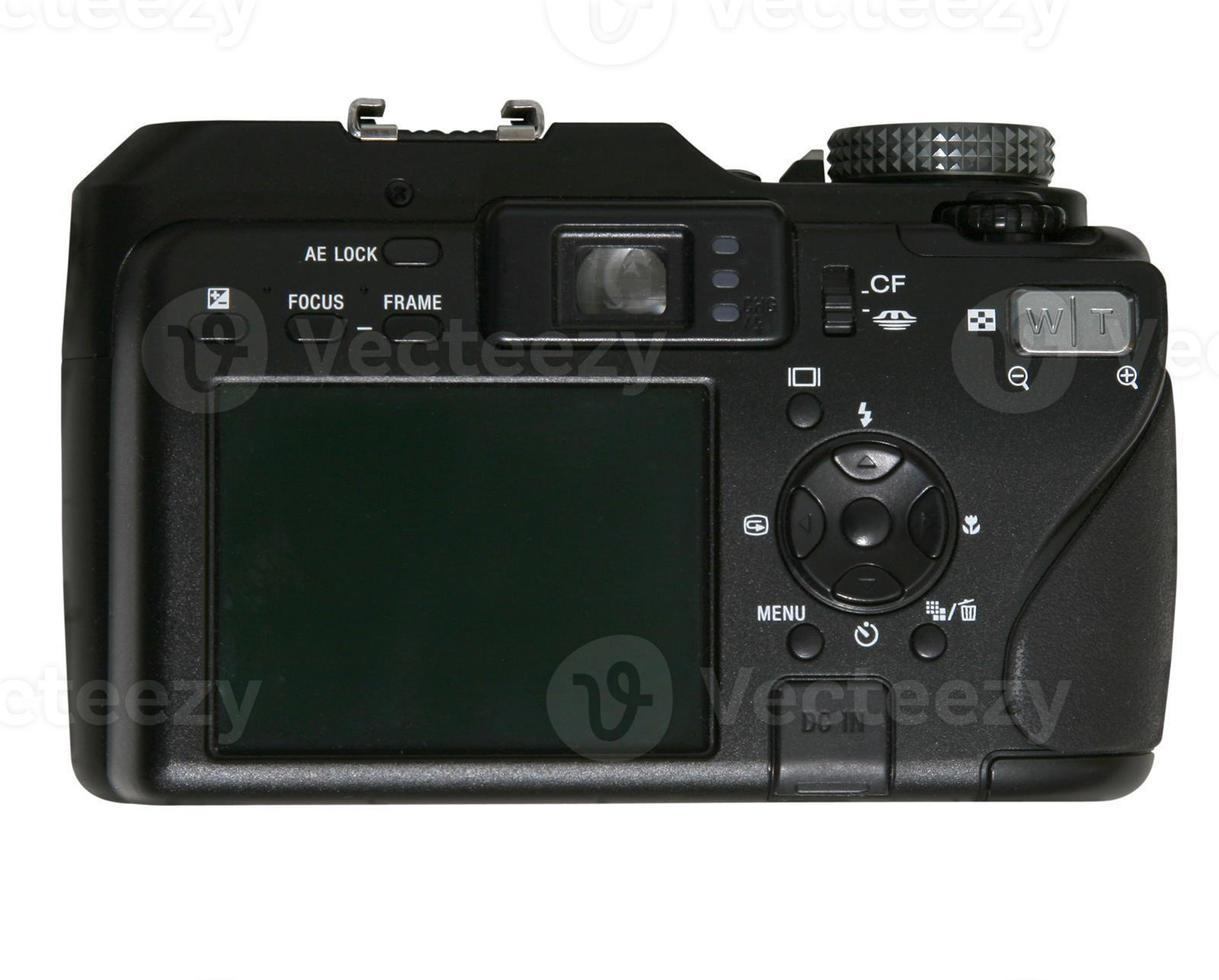 câmera traseira foto