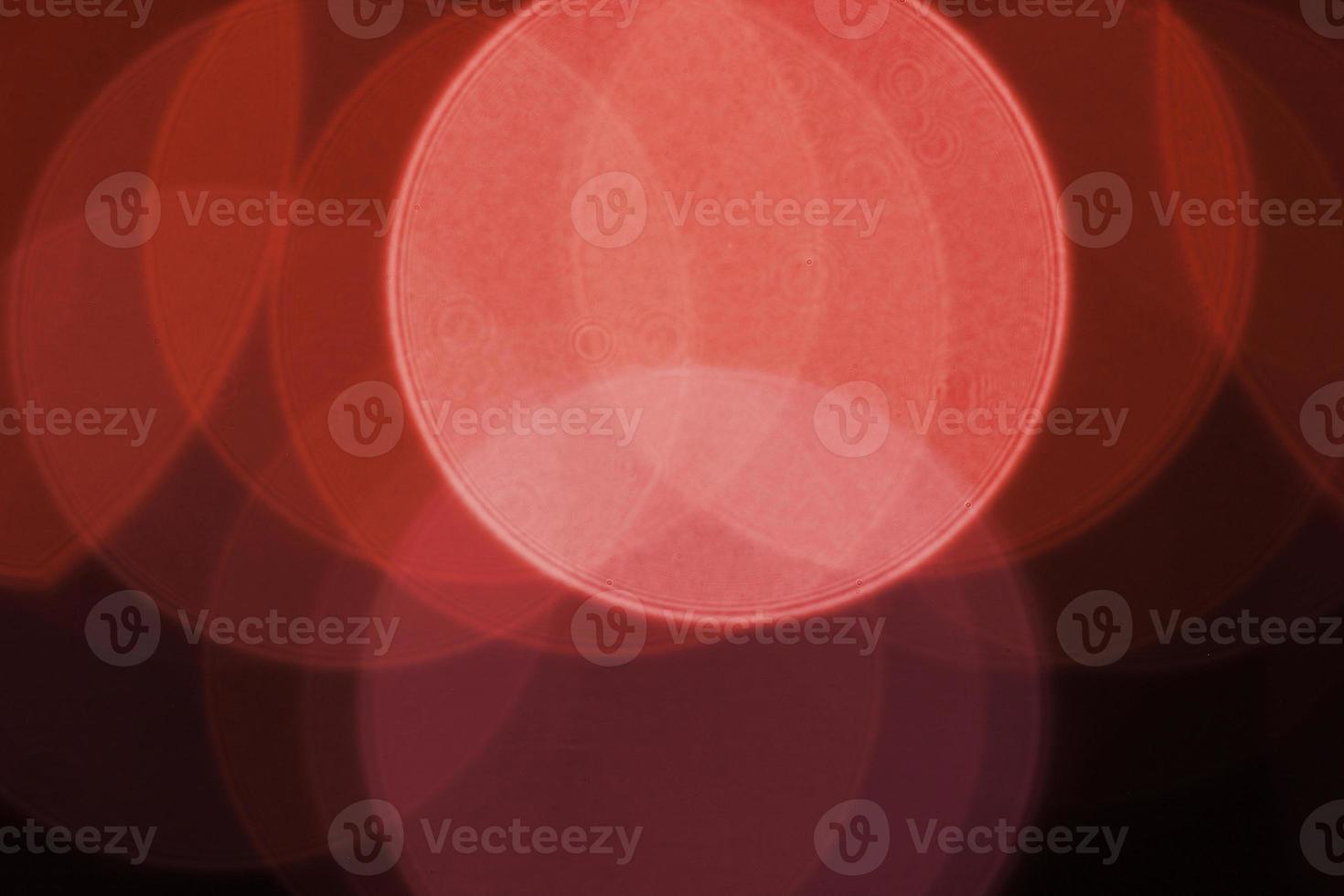fundo abstrato circular bokeh foto