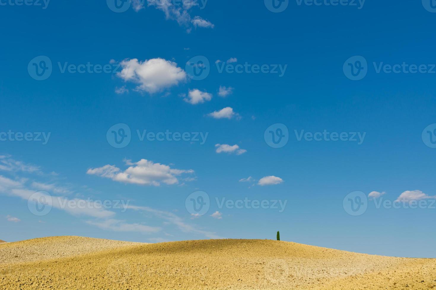 céu da Toscana foto