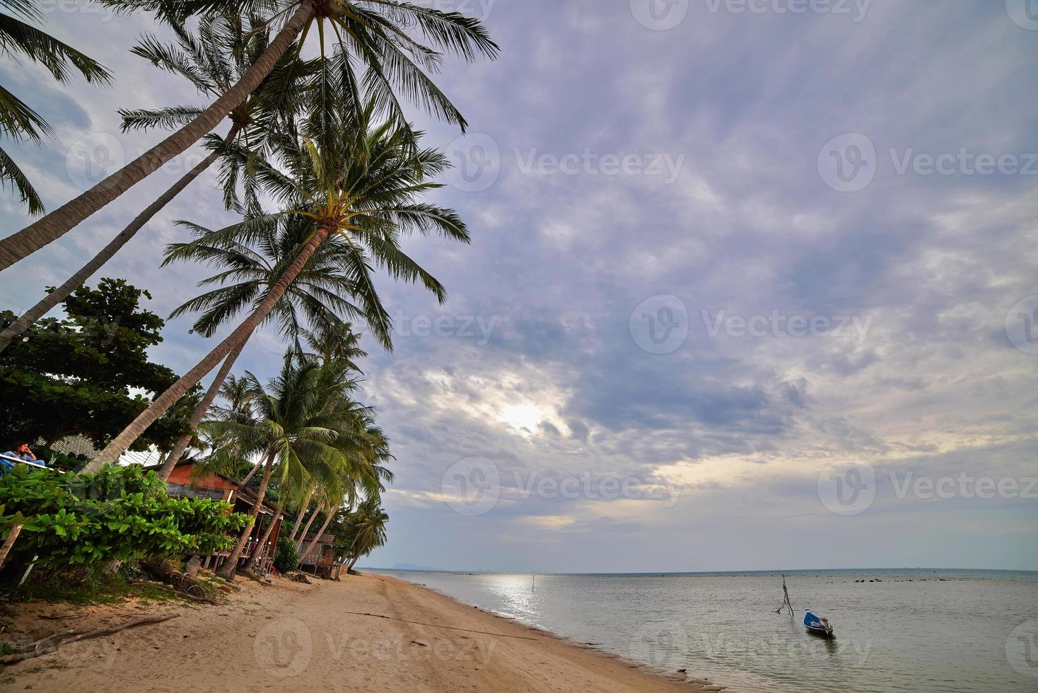 praia paradisíaca foto