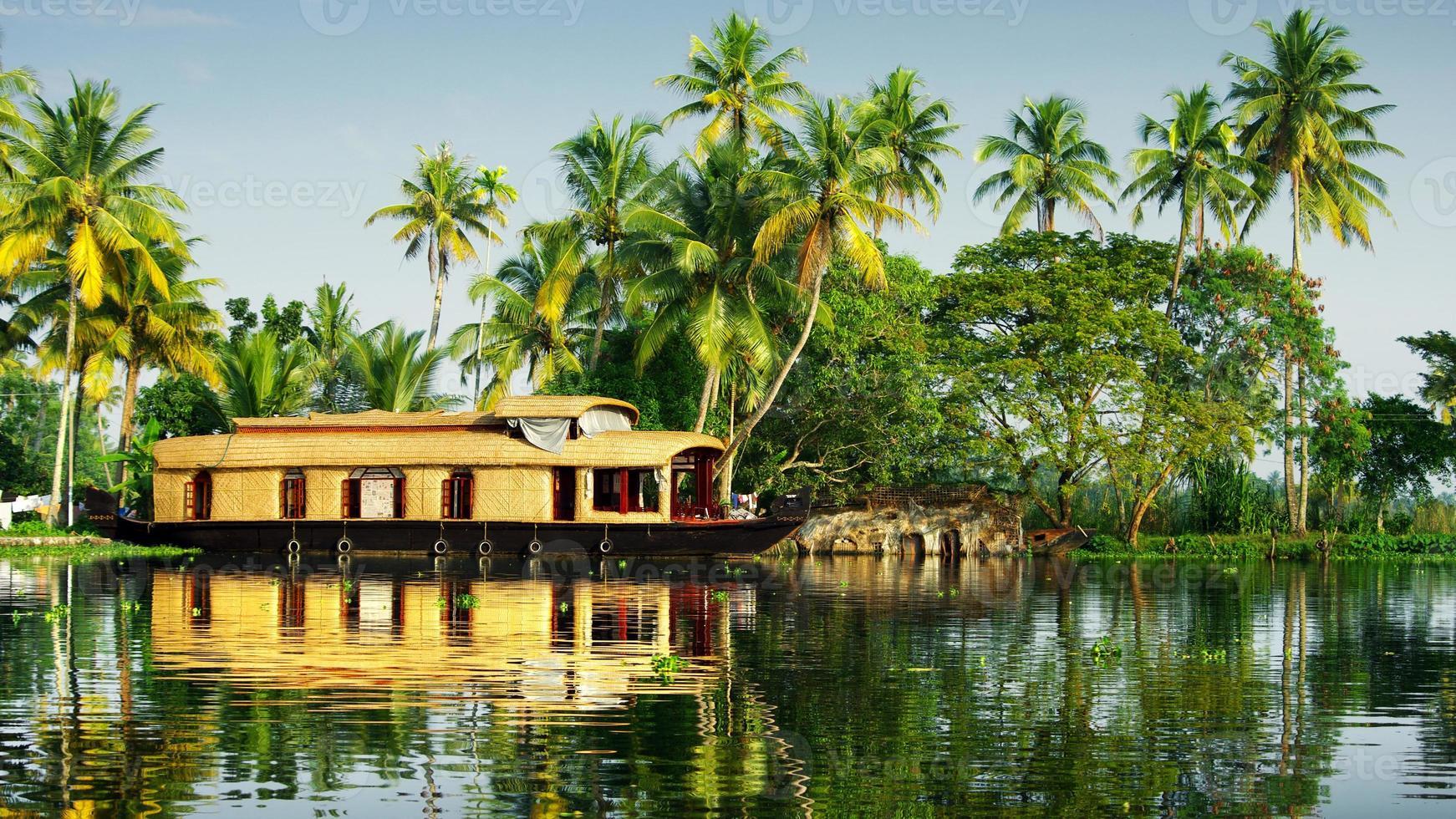 remansos de Kerala foto