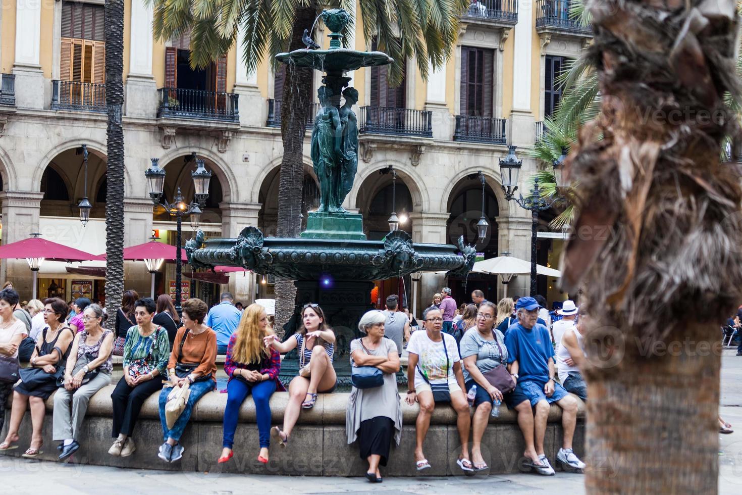 Barcelona em setembro foto
