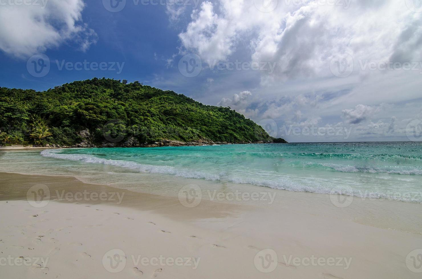 ilha de raya, phuket, tailândia foto