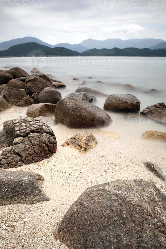 ilha de hong kong foto