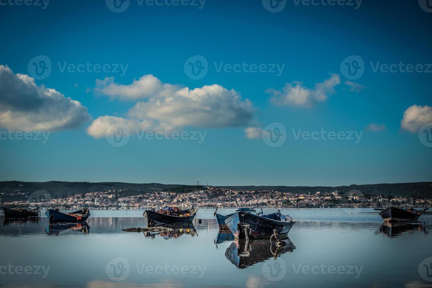 Barche colorate foto