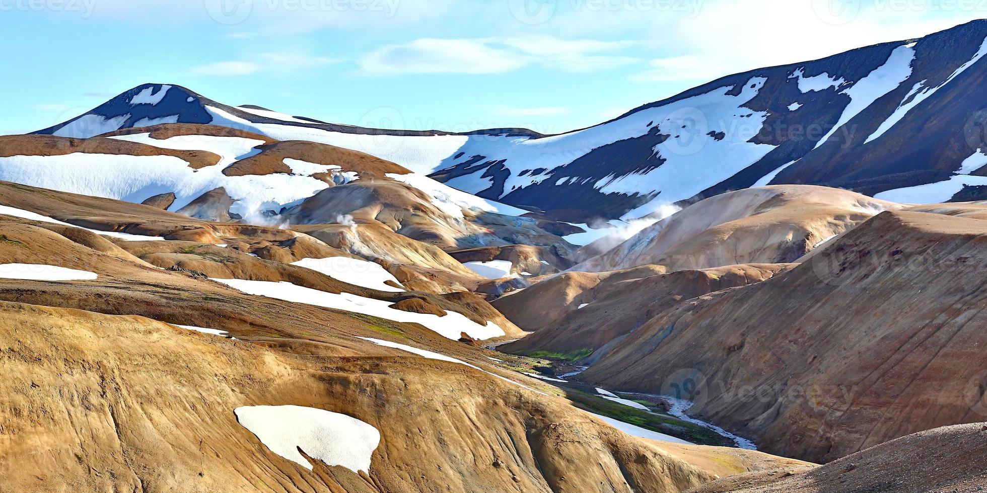 Kerlingarfjöll, Islândia foto