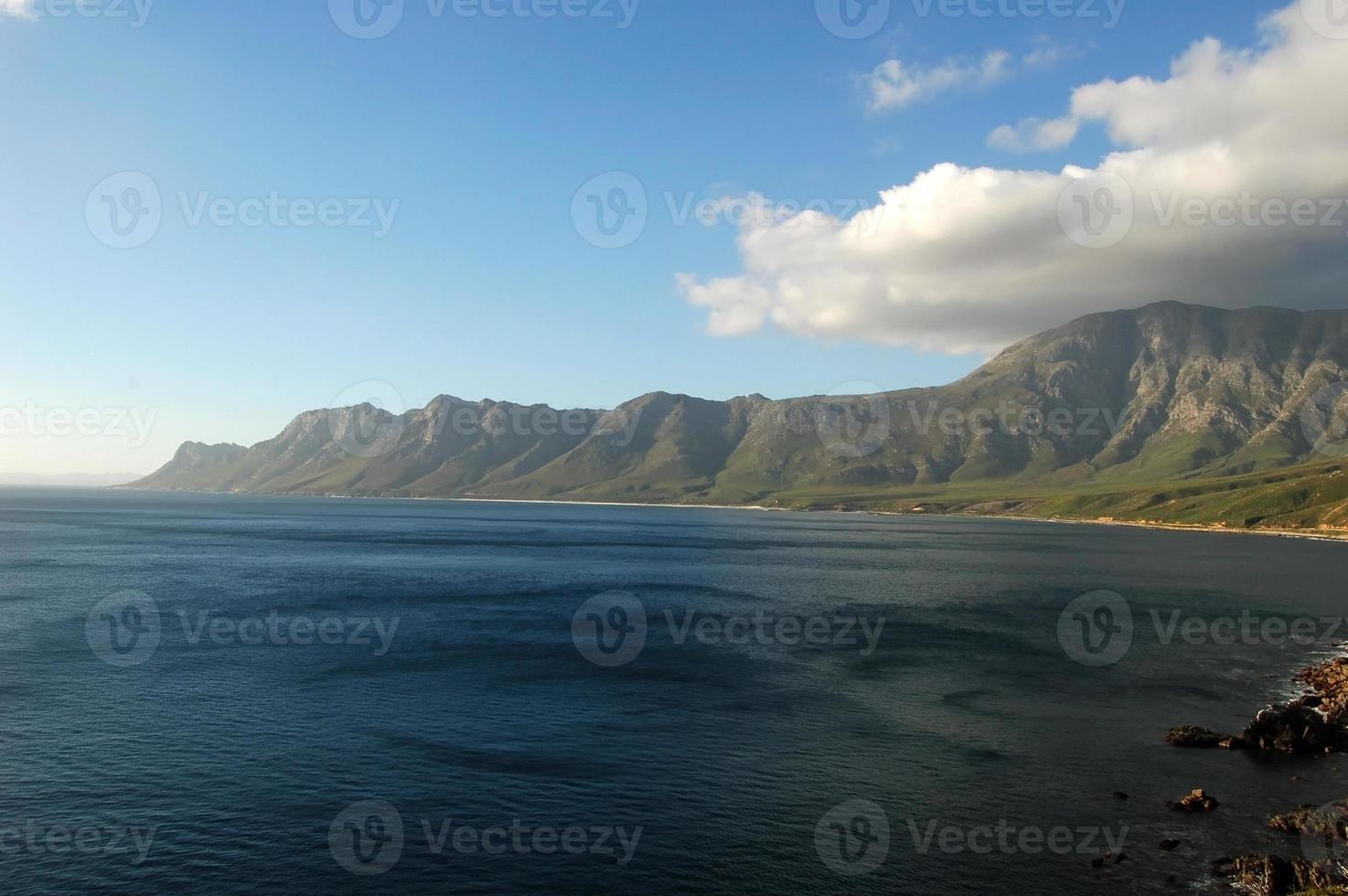 false bay, áfrica do sul foto