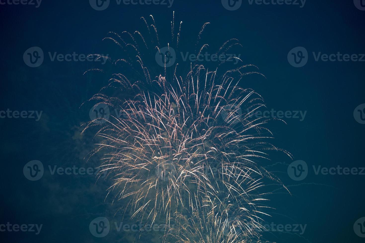 fogo de artifício foto
