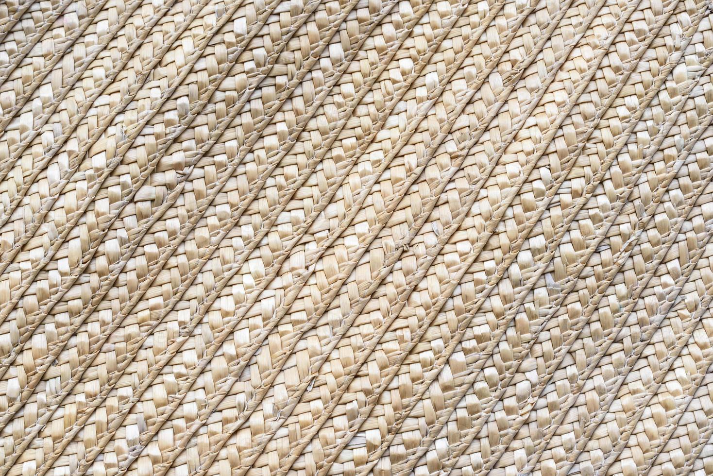 textura de vime foto