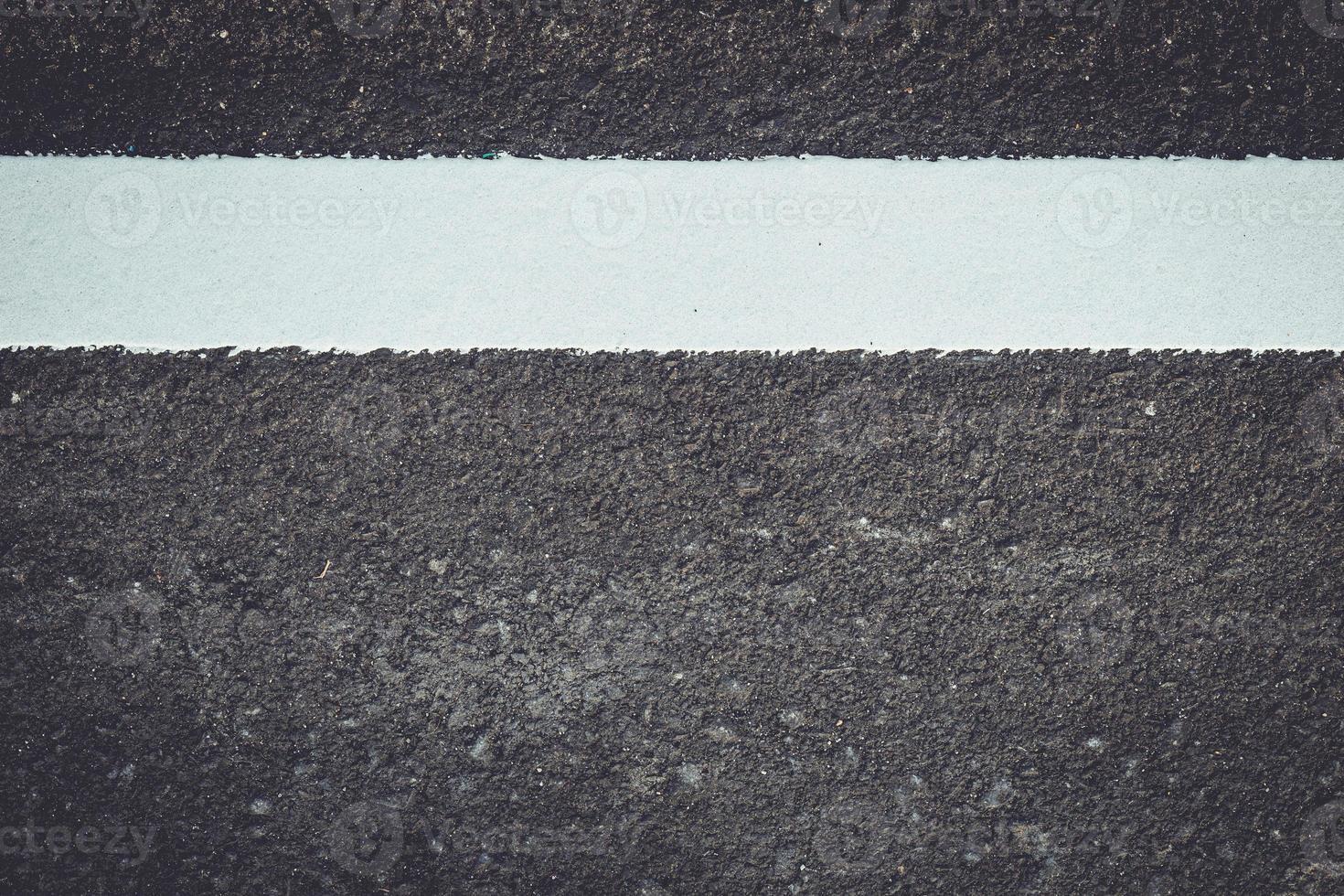 textura de estrada de asfalto foto