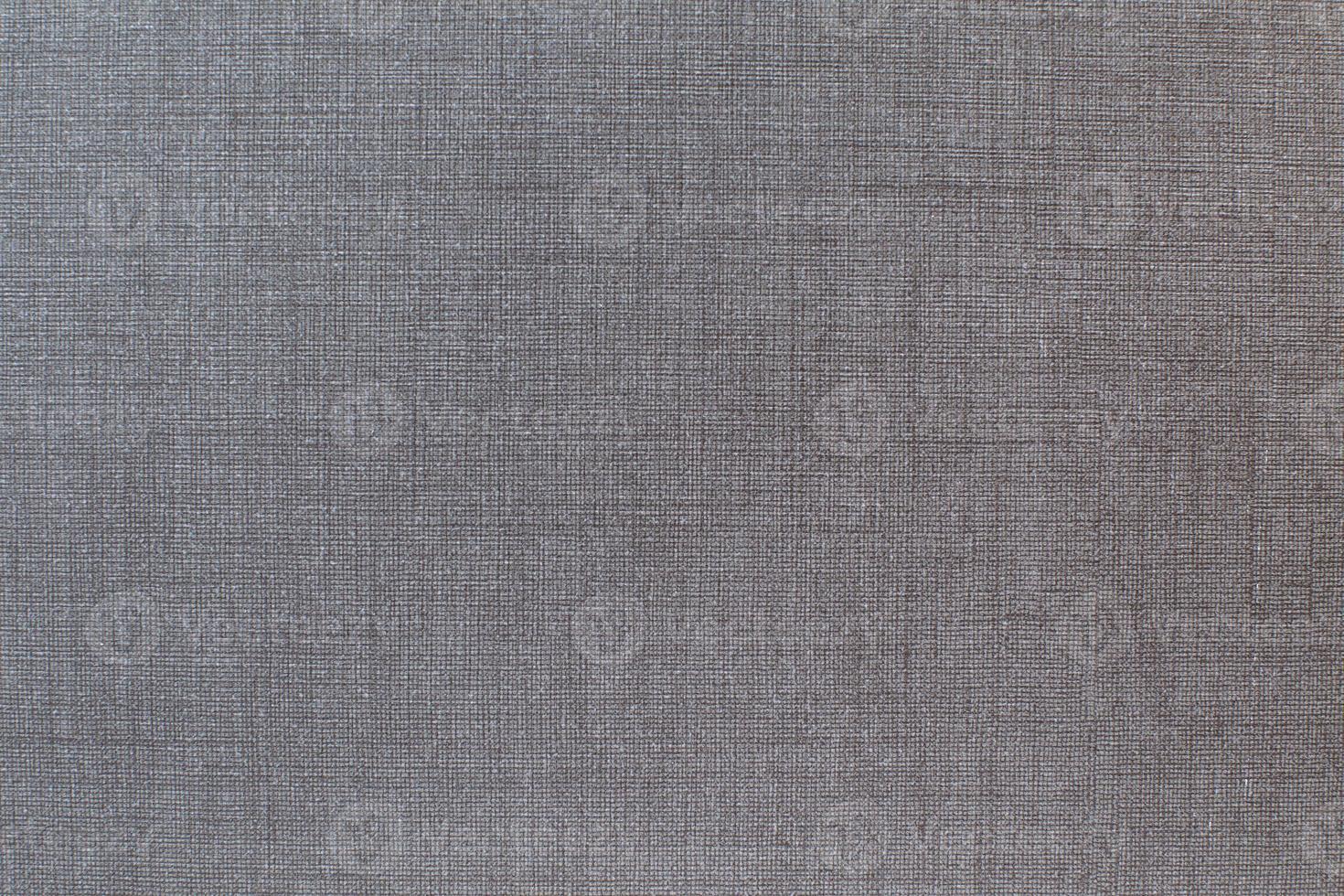 tecido de textura de seda cinza foto