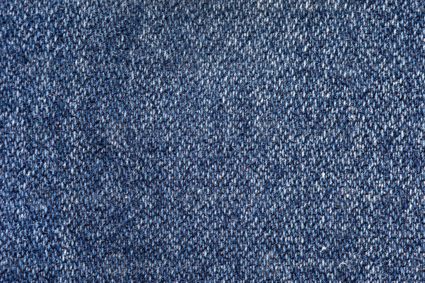 fundo e textura de jeans foto