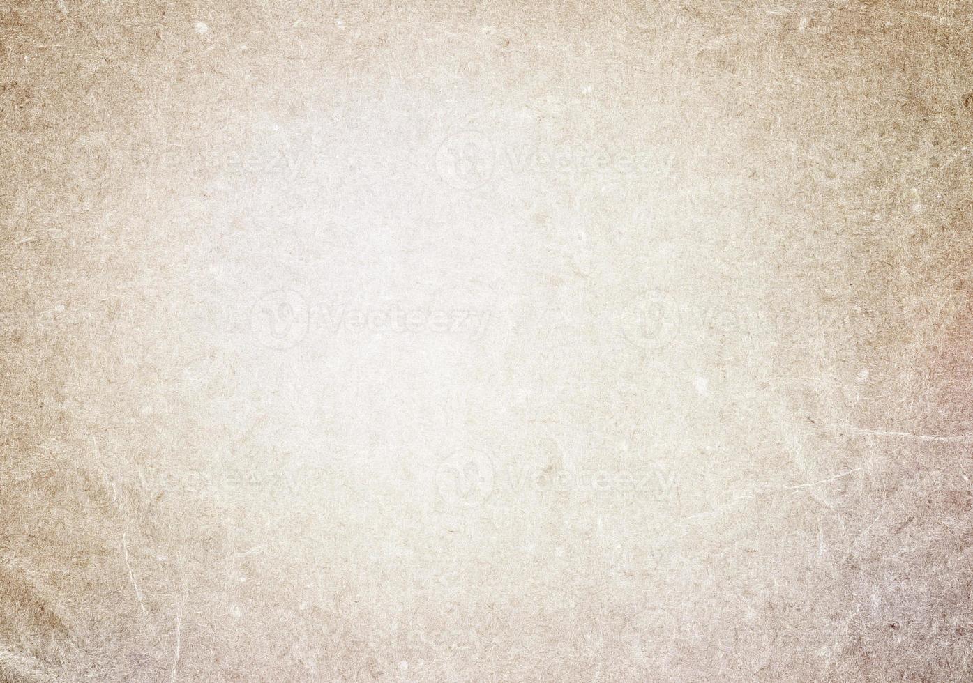 textura de papel grunge marrom foto