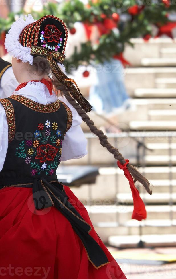 vestido polonês foto