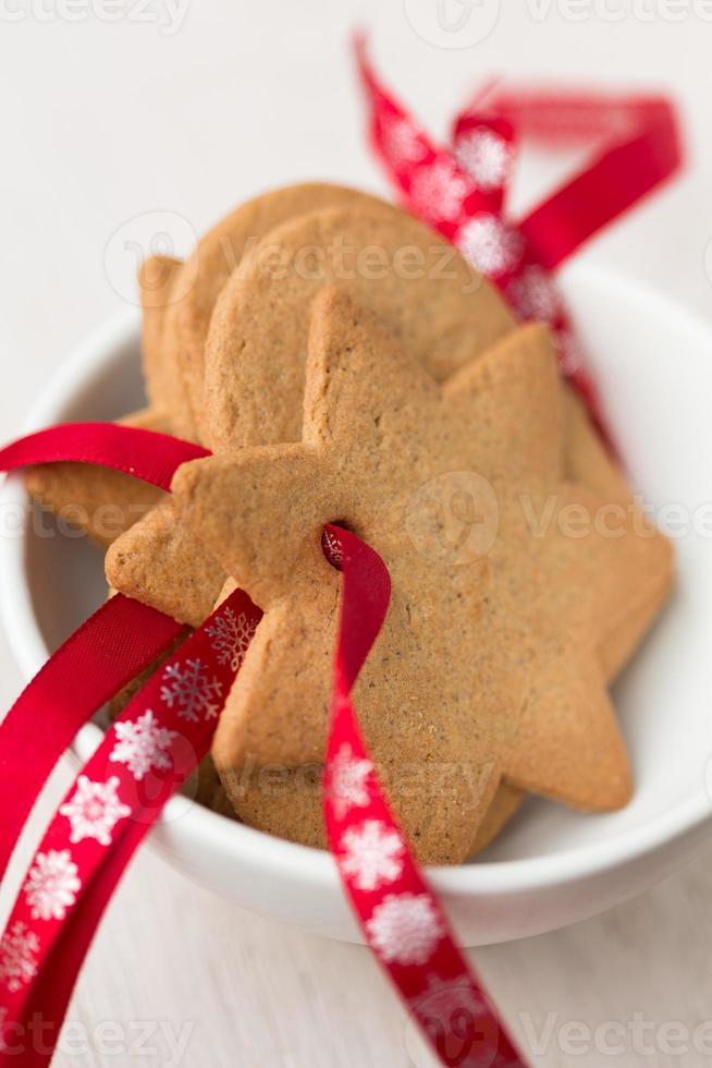 biscoitos de gengibre foto