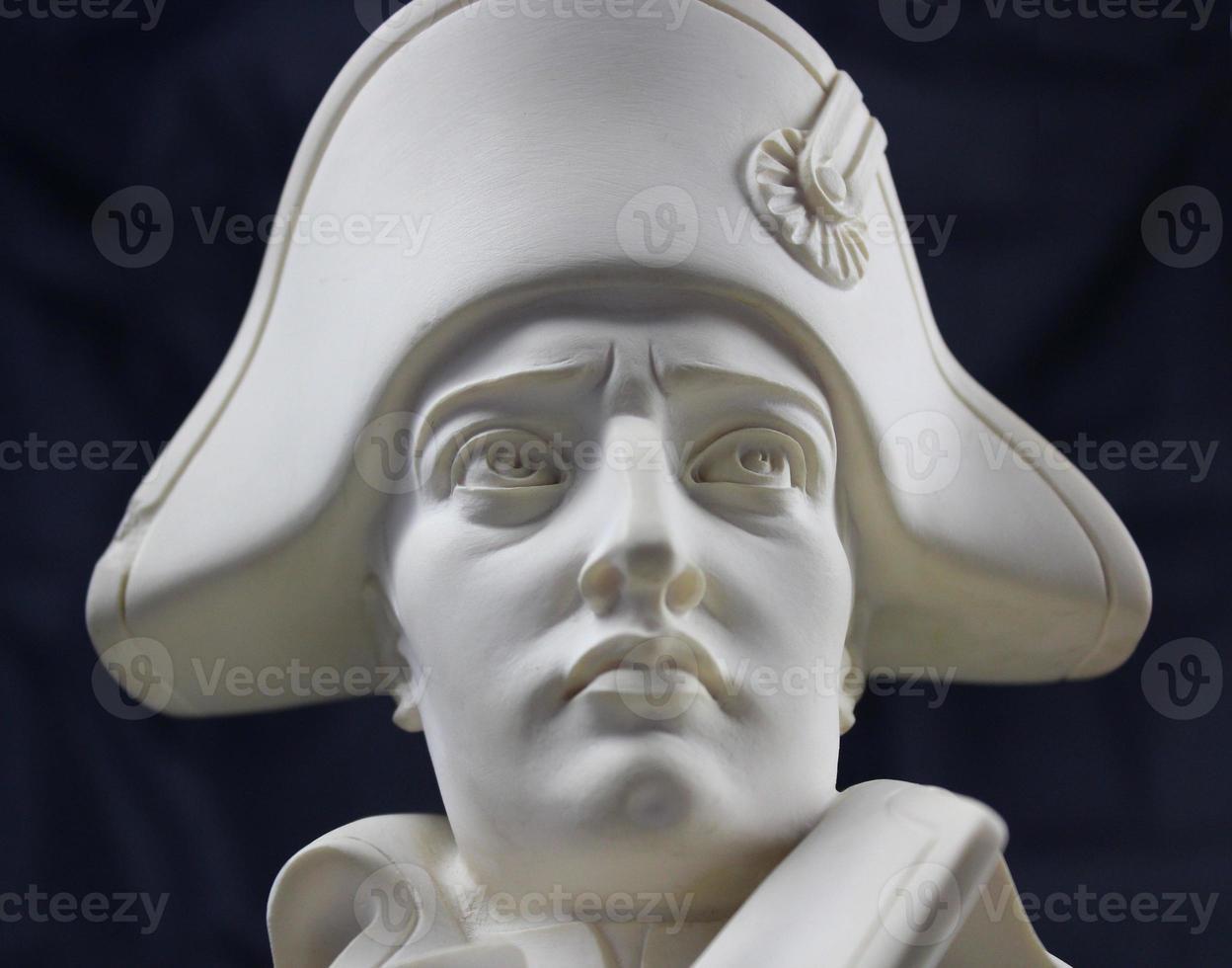escultura napoleon bonaparte foto