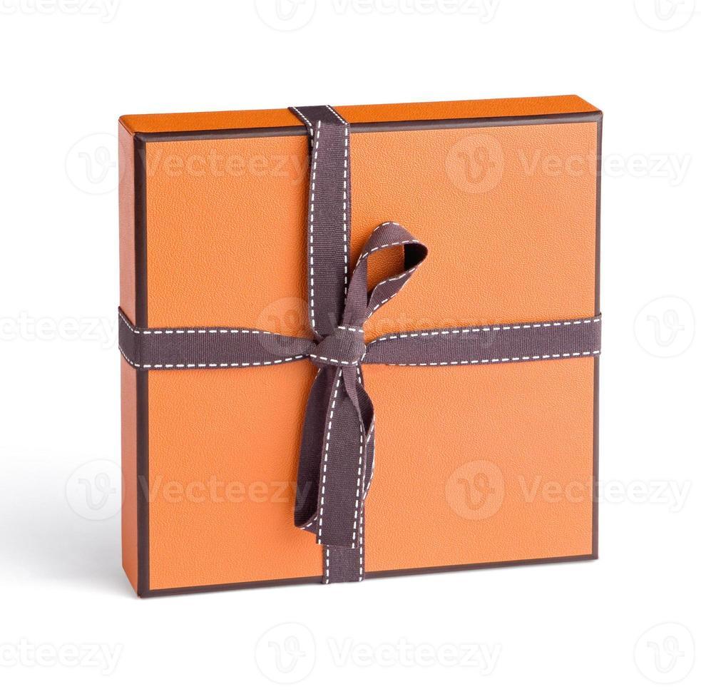 caixa de presente foto