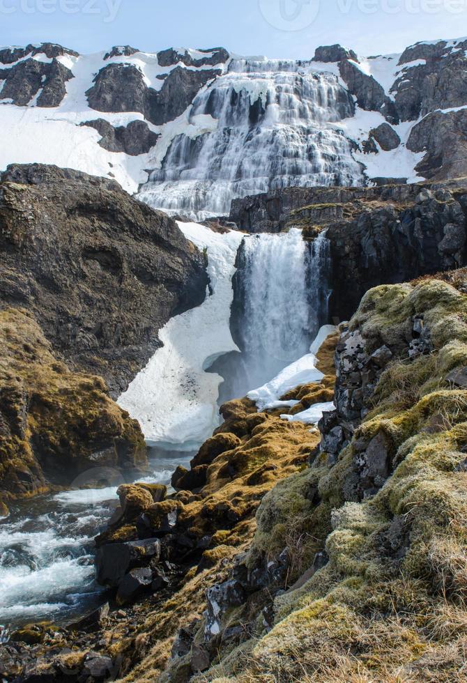Cachoeira Dynjandi foto