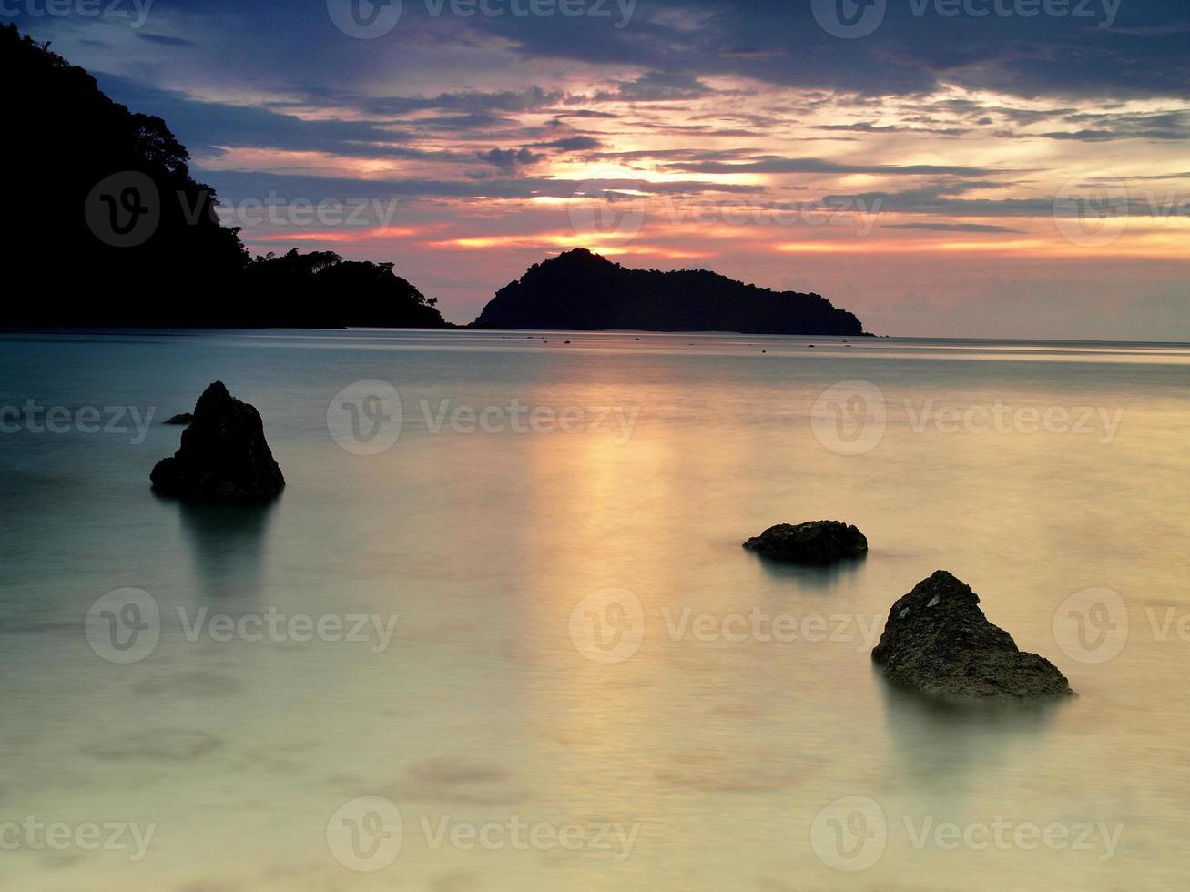 praia, tailândia foto