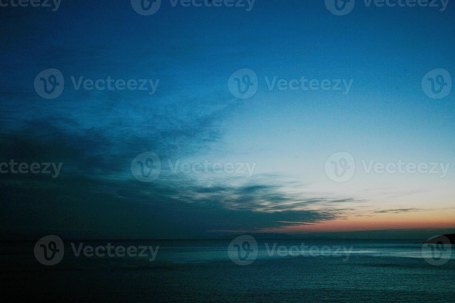 o mar foto
