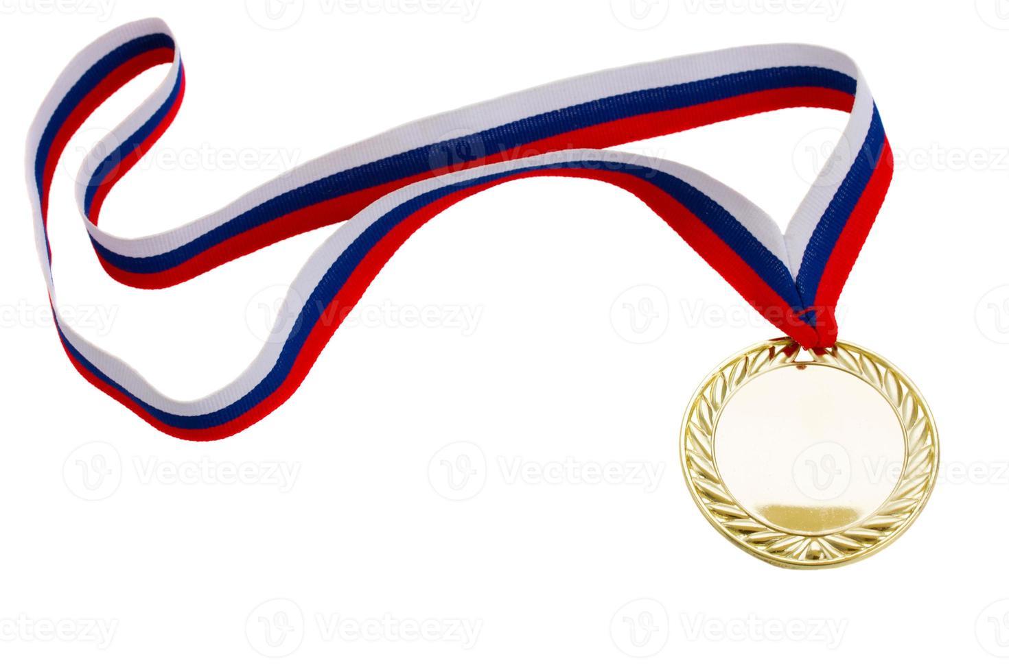 medalha de ouro foto