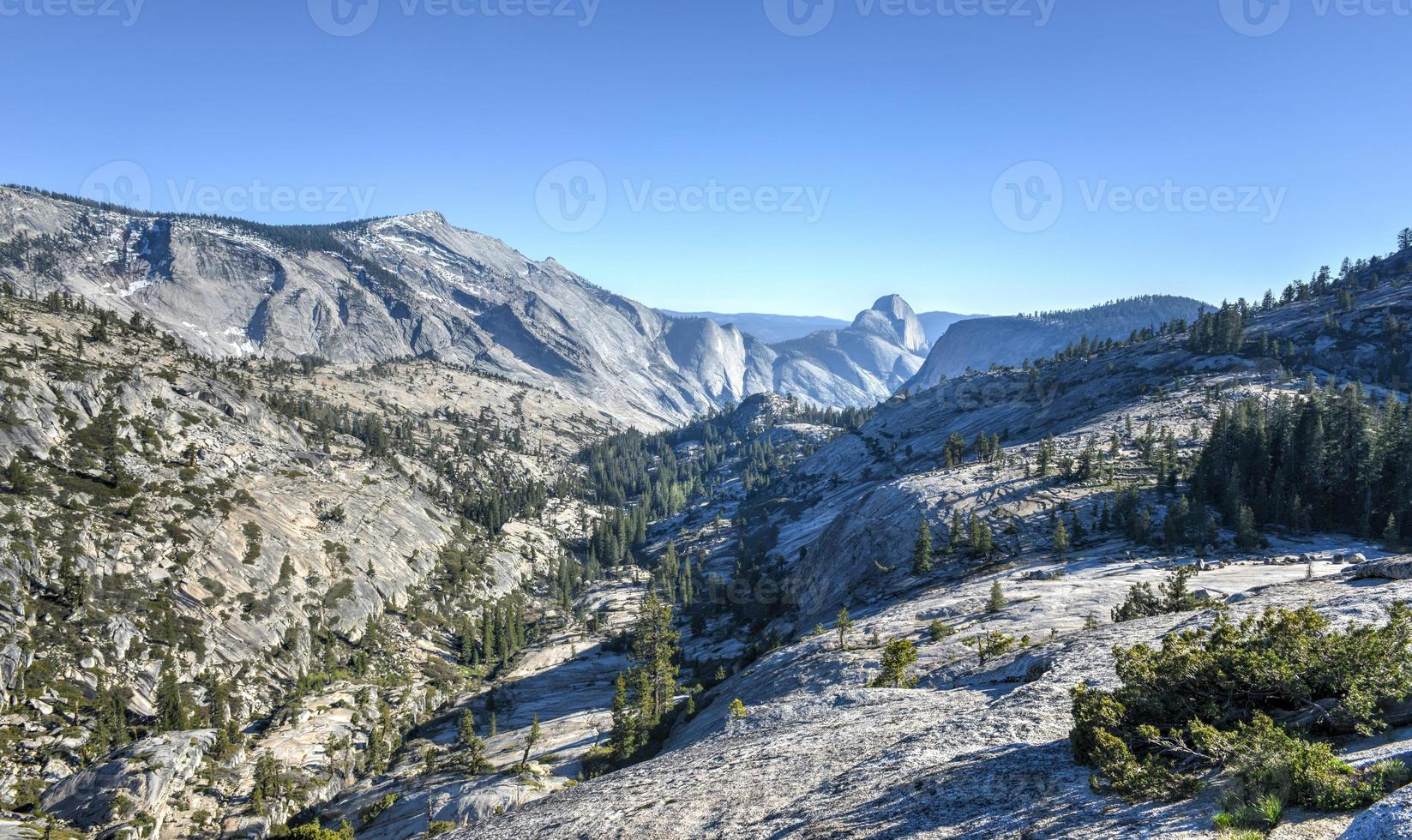 Olmsted Point, Parque Nacional Yosemite foto