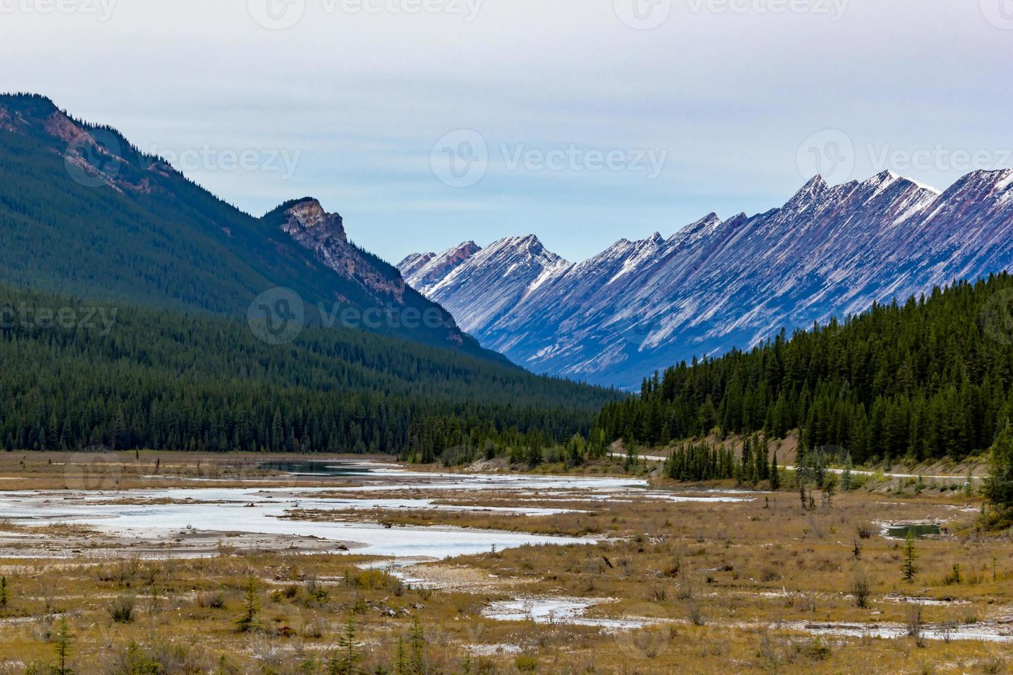 Parque Nacional Jasper, Alberta, Canadá foto