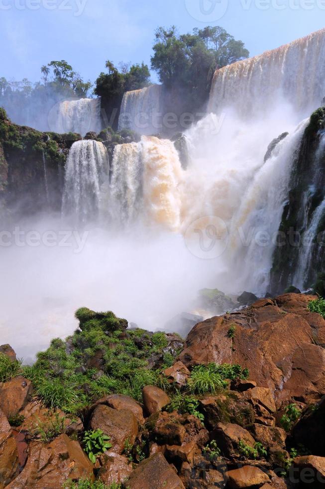 Cataratas do iguaçu foto