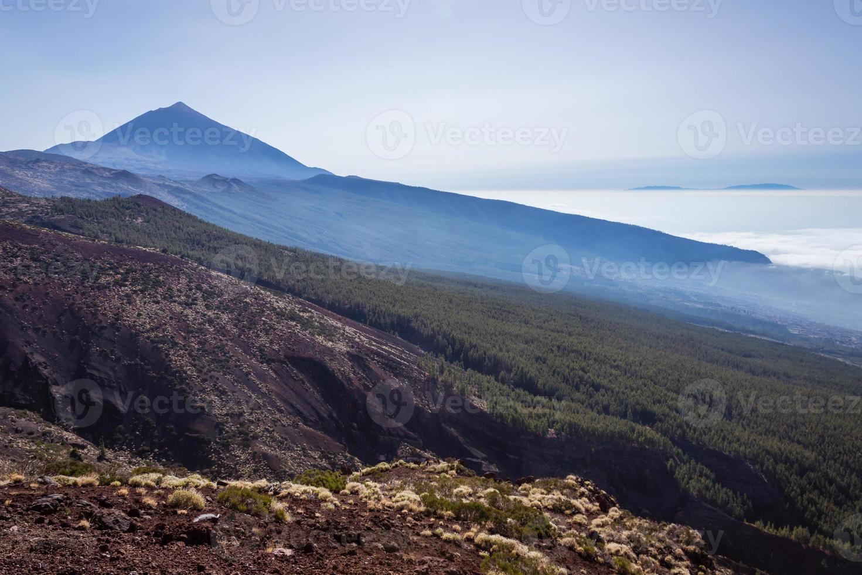 parque nacional teide. tenerife foto