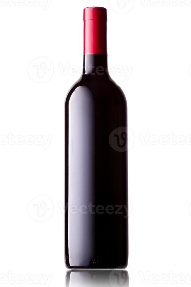 garrafa de vinho foto