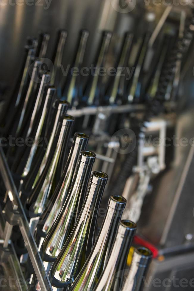 equipamento de engarrafamento automático de vinho foto
