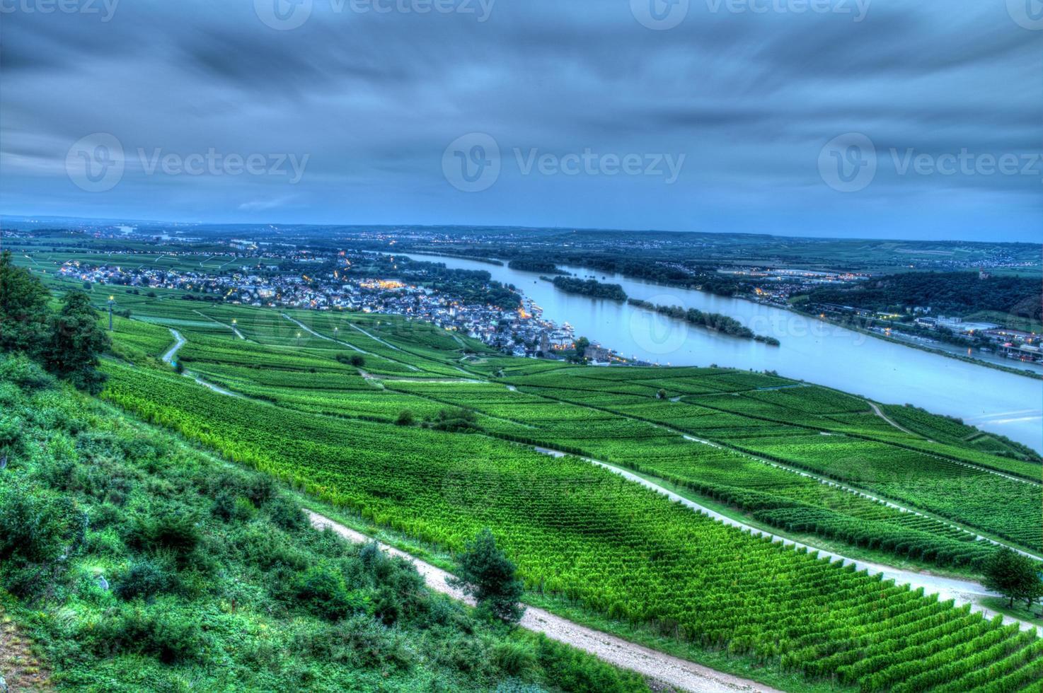 Rüdesheim foto