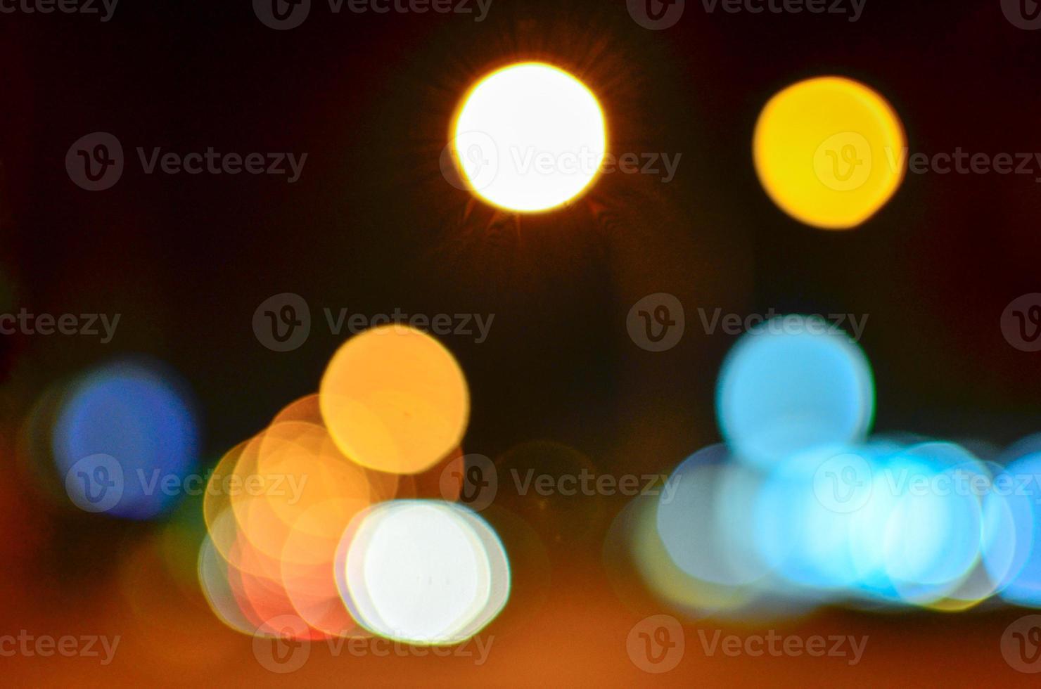 luzes mágicas foto