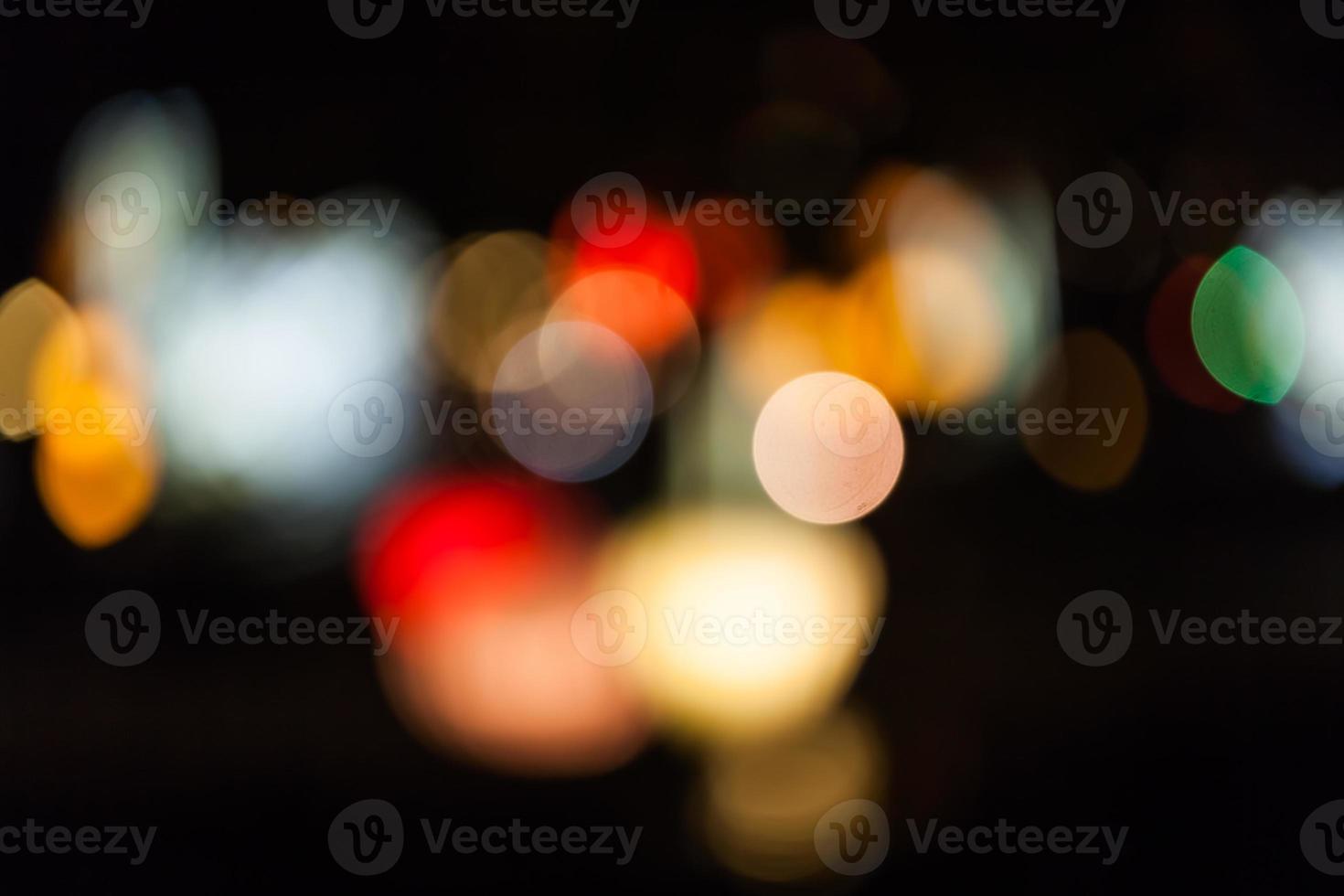 luz colorida foto