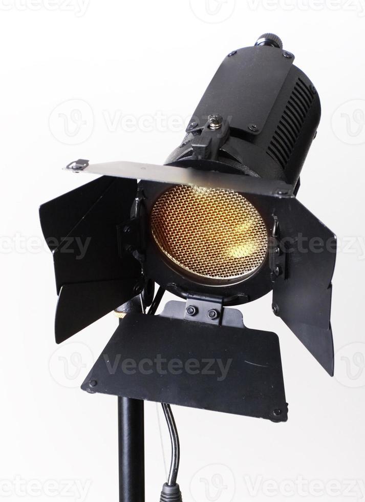 luz profissional foto