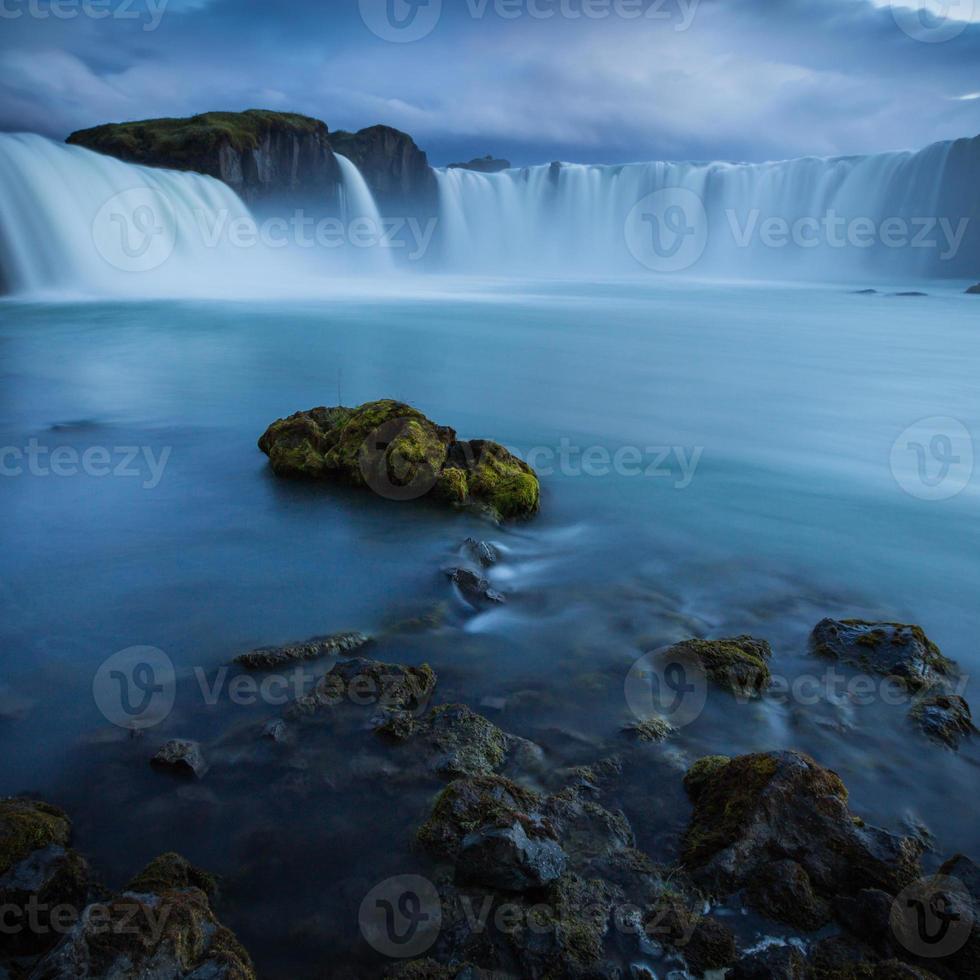 cachoeira godfoss foto