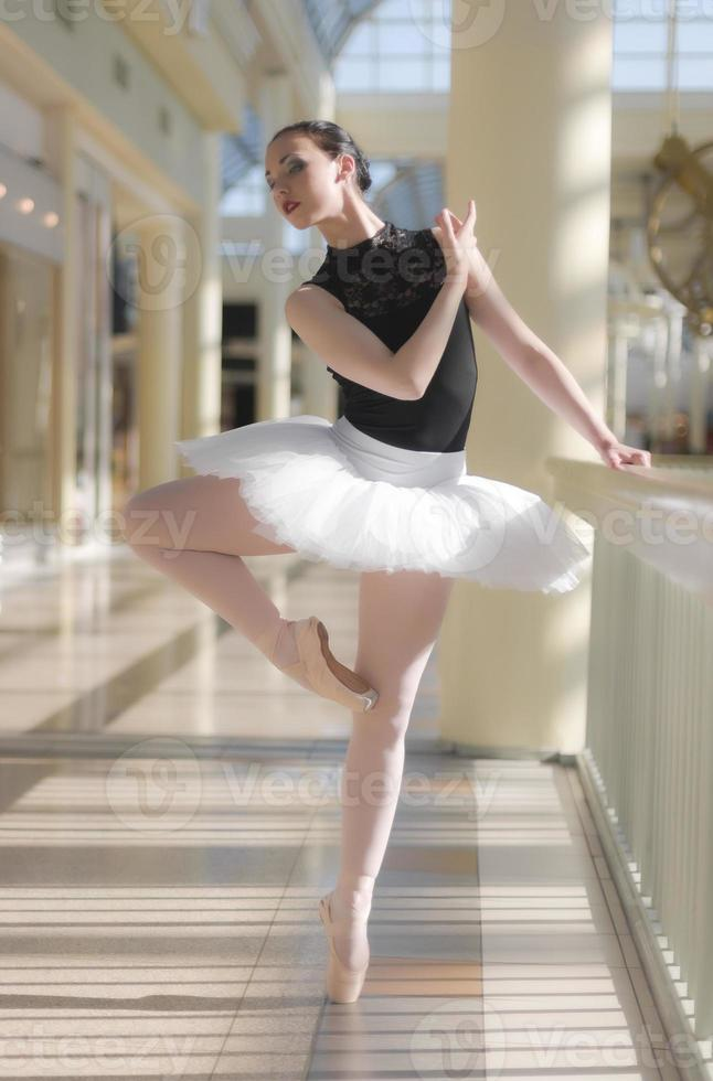 bailarina, várias poses foto