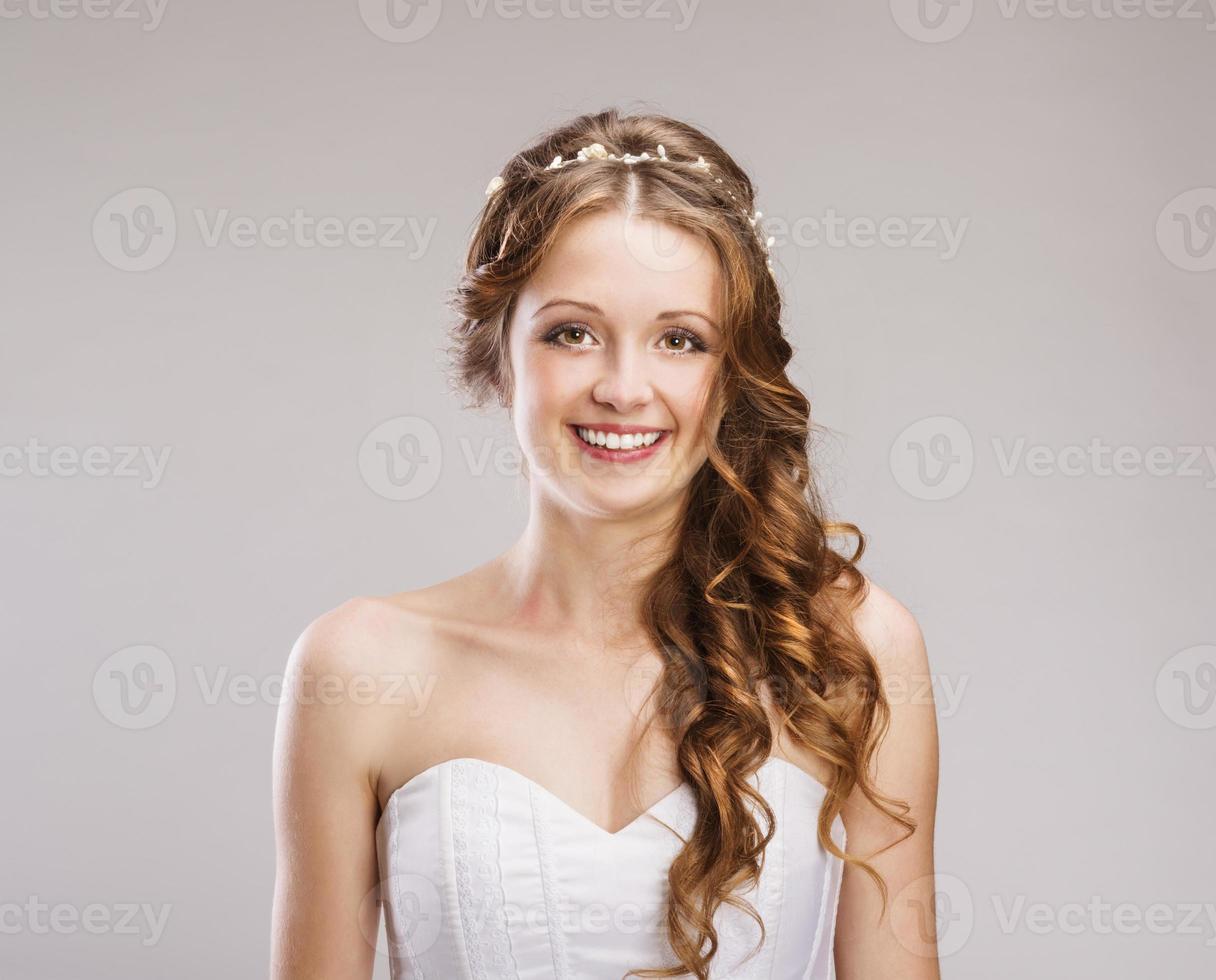 noiva linda foto